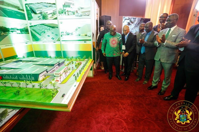 """E-Waste Recycling Facility To Be Constructed In Agbogbloshie"" – President Akufo-Addo"