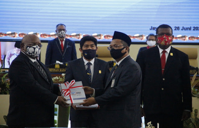 Klemen Tinal Ungkap Provinsi Papua Pertahankan Prestasi WTP 6 Kali Berturut-turut