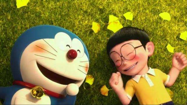 Doraemon and Nobita 3D HD Wallpapers