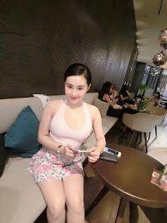 Gái xinh facebook hot girl Lan Lê (DJ My Bé Bỏng)
