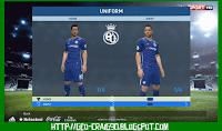 Chelsea Kit 2017-2018 PES 2017