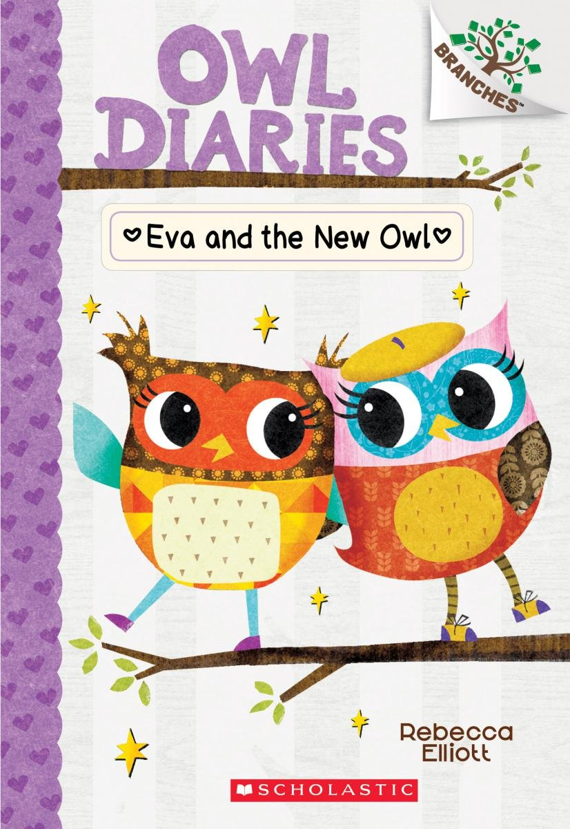Owl Diaries Coloring Pages