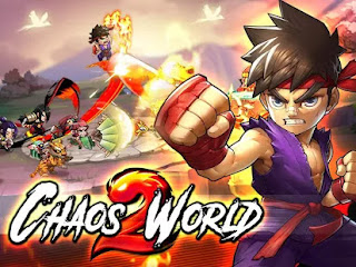 Chaos World - Ultimate Fighter Apk v1.0.3 Mod Unlimited Gold Terbaru