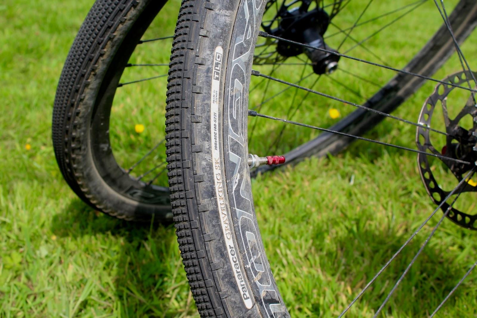 Review Panaracer Gravel King SK TLC Tubeless Gravel Tyres