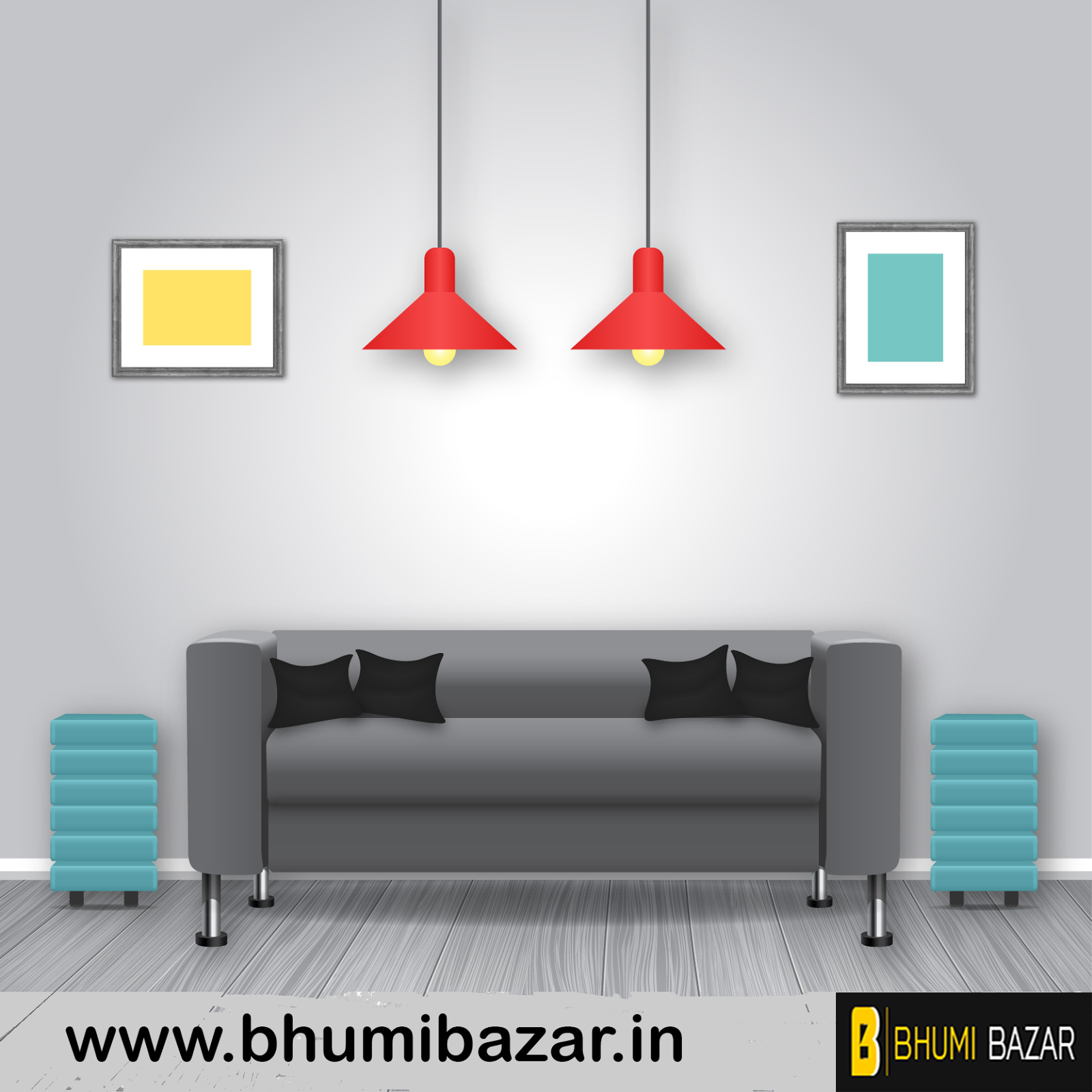 So If Do Not Understand What Will Be The Accurate Time For Hiring An Interior Designer Then There Is No Need To Worry Just Contact Bhumi Bazar