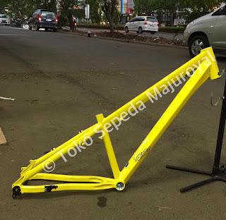 Frame Venzo Dj 4X Yellow