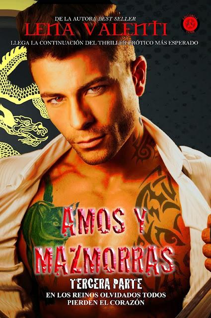 Amos y Mazmorras 3, Lena Valenti