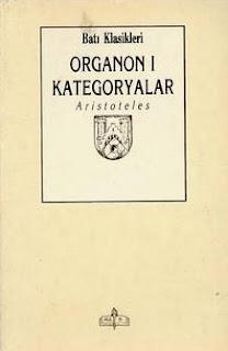 Aristoteles - Organon 1 - Kategoryalar