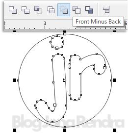 belajar membuat logo jonarendra