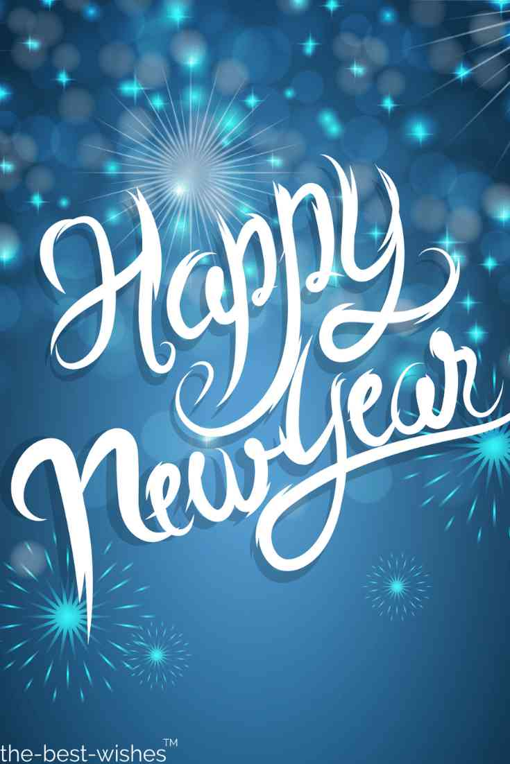 happy new year hd pictures