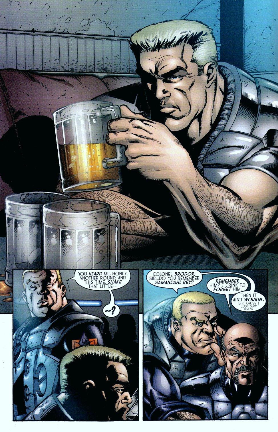 Read online Sigil (2000) comic -  Issue #15 - 6