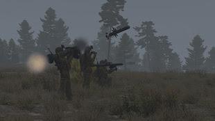 Arma3用CUP MOD武器パックのランチャー