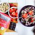Makaron o smaku sernika z truskawkami i czekoladą (7 składników)