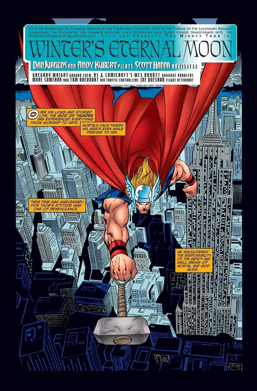 Thor (1998) Issue #31 #32 - English 2