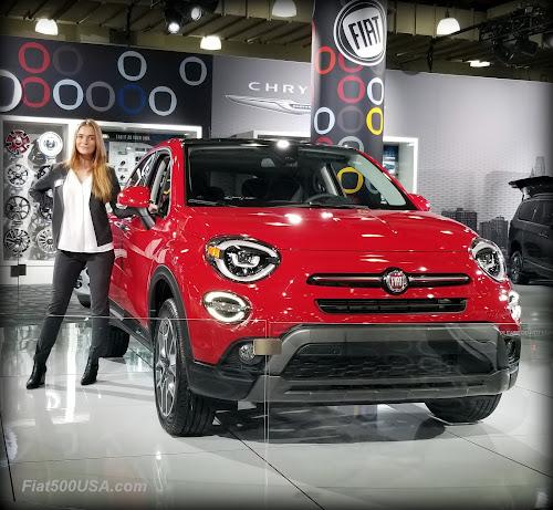 Fiat Brand Ambassador MeganCylkowski