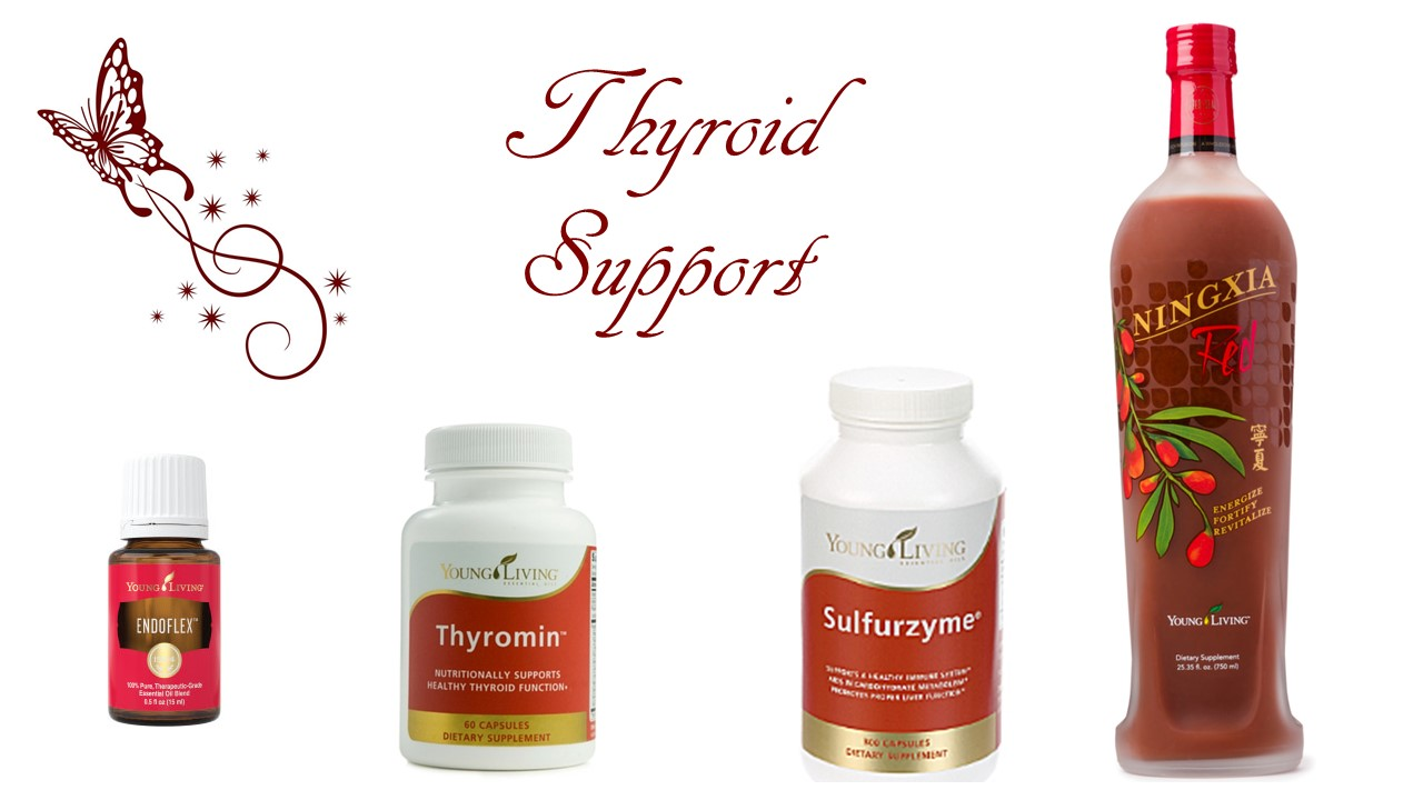 Thyroid Support Young Living
