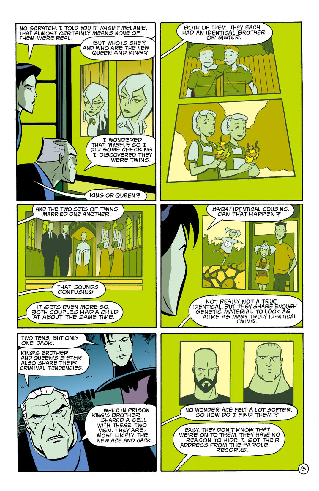 Batman Beyond [II] Issue #4 #4 - English 16