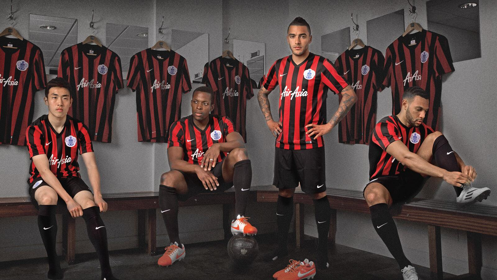 FlagWigs: New Nike Queens Park Rangers QPR English Premier