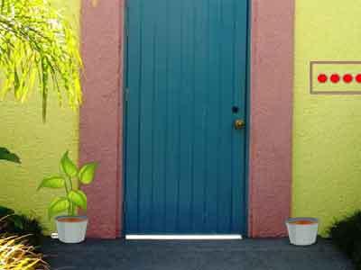 Solución Escape From Tropical Garden Juego