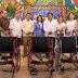 Club Rotario Mérida Itzaes dona sillas de ruedas para fomentar accesibilidad al GMMM
