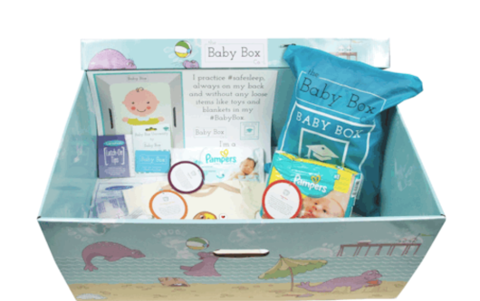 New Jersey Becomes First USA State with Universal Baby Box Programme