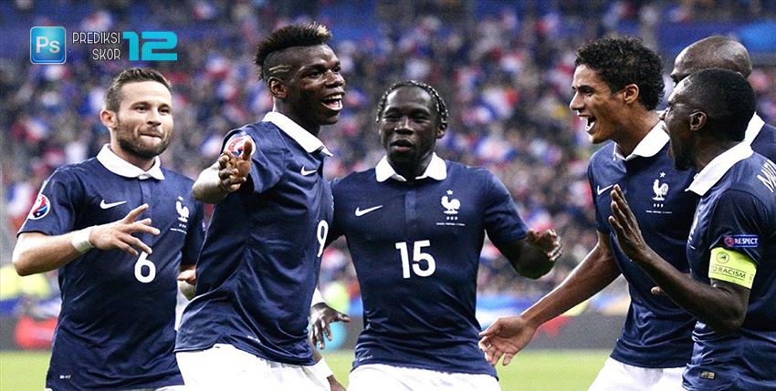 Prediksi skor Prancis vs Bulgaria 8 Oktober 2016