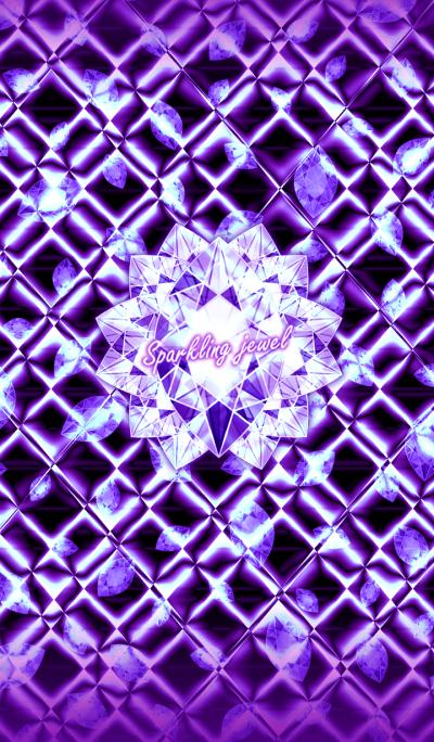 Sparkling jewel -Purple of adults-