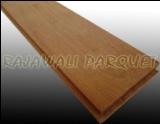 Jual flooring kayu Jati grade A ukuran 1,5x9x30-60