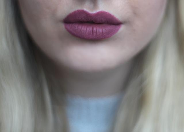 posie k blog review kylie lip kit