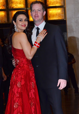 Actress Preity Zinta Got Married to Gene Goodenough an American Businessman in California