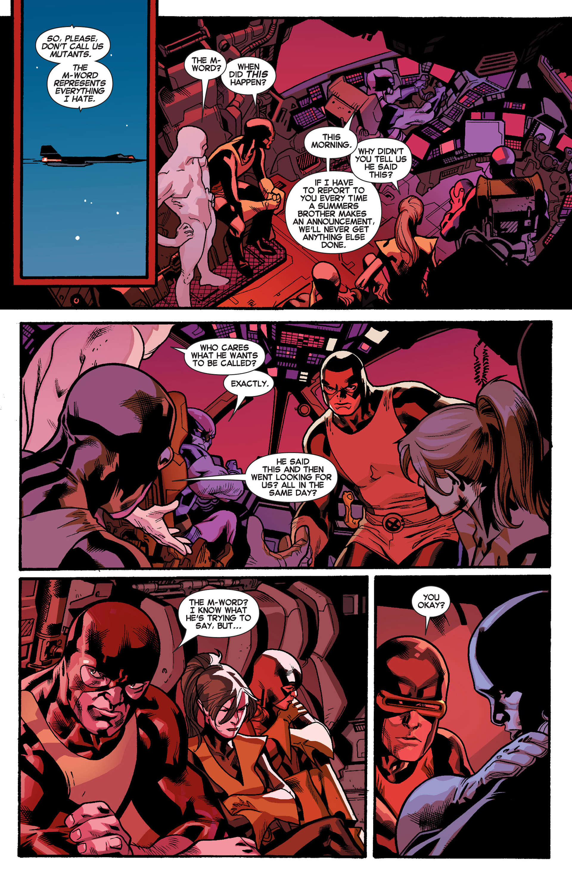 Read online All-New X-Men (2013) comic -  Issue #13 - 12