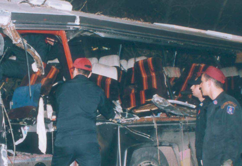 EKABNews: Οι διασώστες του ΕΚΑΒ για την τραγωδία πριν 15 χρόνια στα Τέμπη,  Μιλούν στο larissanet.gr οι άνθρωποι που έζησαν το δυστύχημα