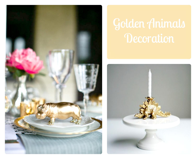 figurki ze złota