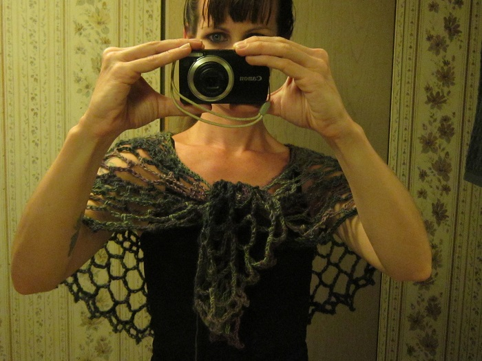 crochet, shawl, photography, fails,worsted weight, lace