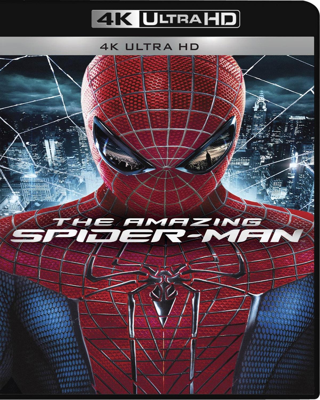 The Amazing Spider-Man [2012] [UHD] [2160p] [Español]