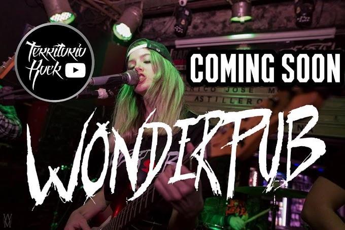WONDERPUB en acustico - MUY PRONTO en nuestro canal de Youtube