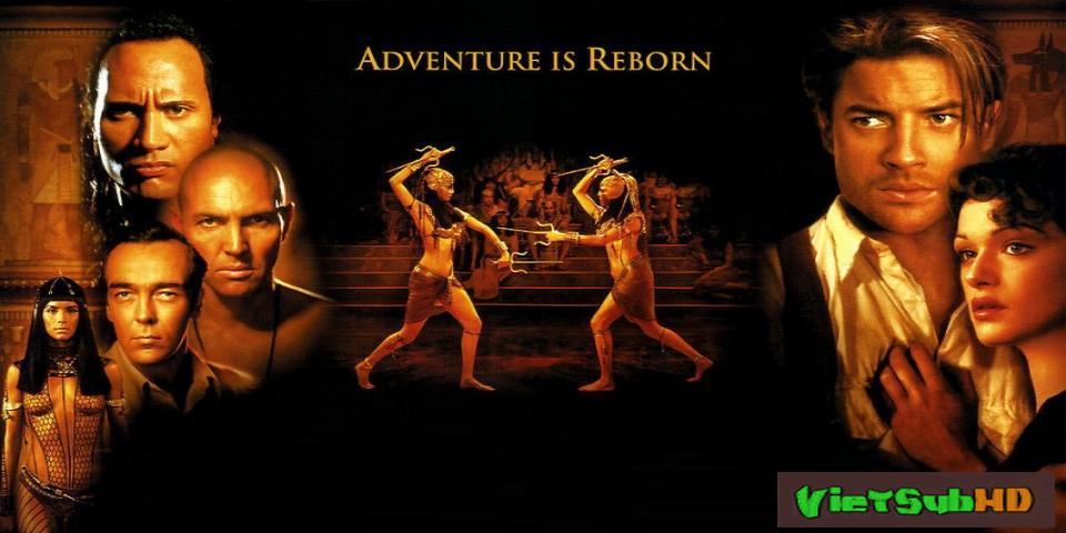 Phim Xác Ướp 2: Xác Ướp Trở Lại VietSub HD | The Mummy Returns 2001
