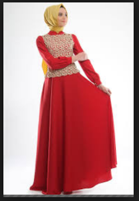 gambar-contoh-baju-gamis-brokat