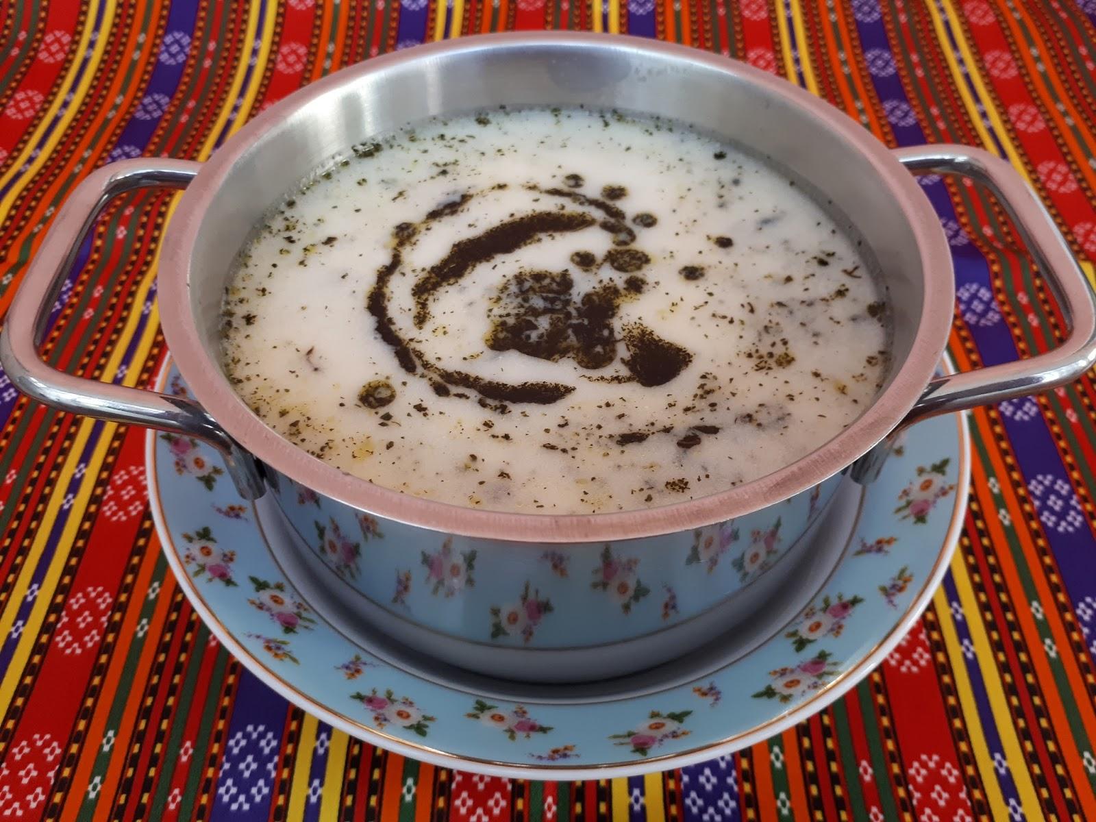 Dulavrat Çorbası Tarifi