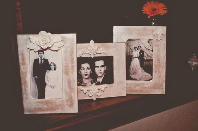 romantico-vintage-noiva-po-arroz-porta-retratos