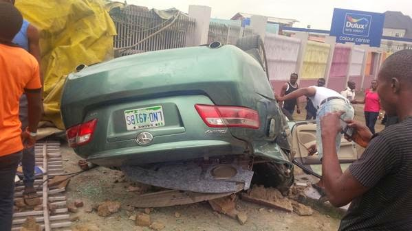 fatal accident festac lagos