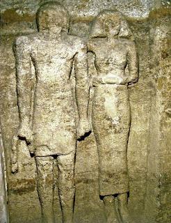 مقابر فريزر بجبانة طهنا الجبل 3