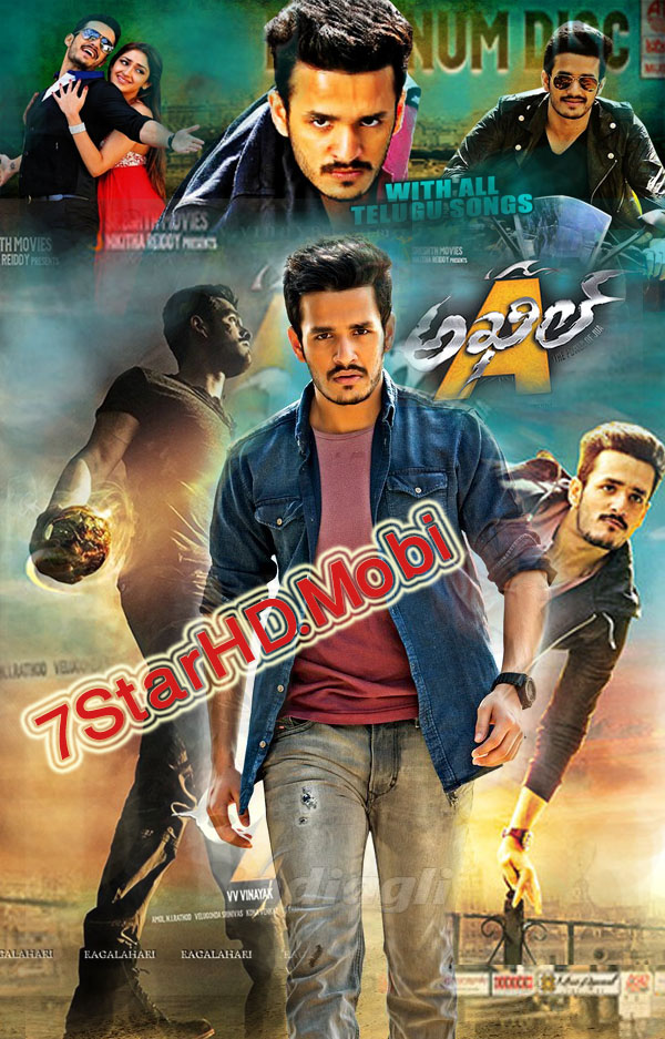 Akhil 2015 Dual Audio 720p UNCUT HDRip x264 [Hindi + Telugu] 950MB