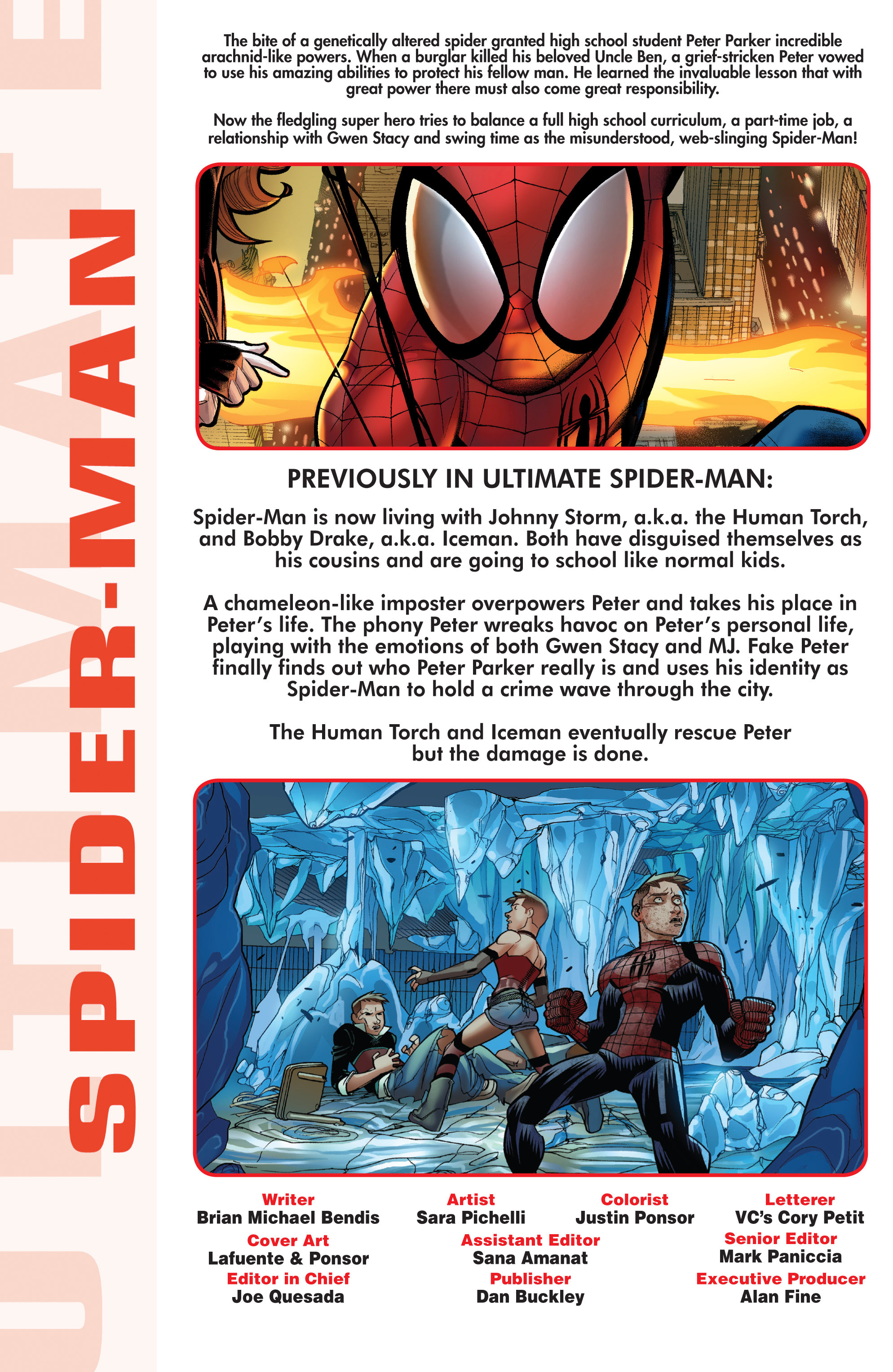 Read online Ultimate Spider-Man (2009) comic -  Issue #15 - 2