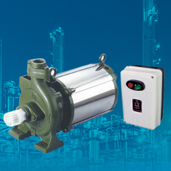 CRI Horizontal Open Well Pump CSS-3E (1PH) (1HP) with Control Panel Online, India - Pumpkart.com