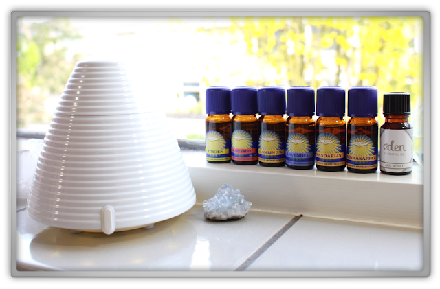 Ultransmit ReTime Aroma Diffuser haul Review essential oil home fragrance scent aromatherapy spa ground earth citrus fruity lavender