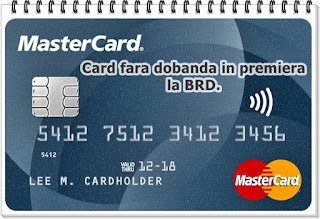 Pareri card de credit BRD pentru plata in rate fara dobanda