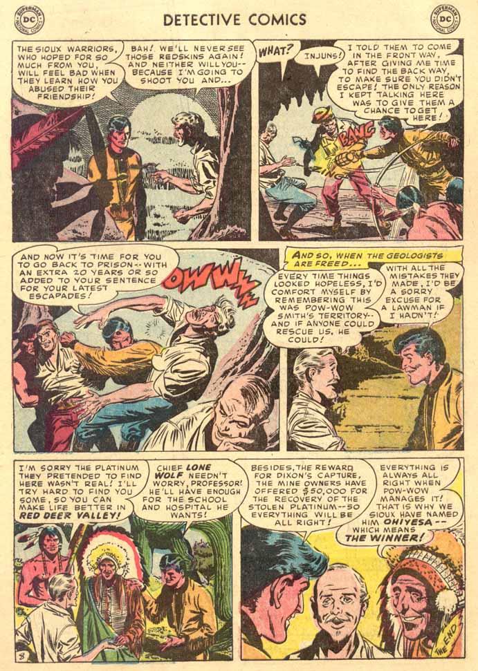Read online Detective Comics (1937) comic -  Issue #191 - 41