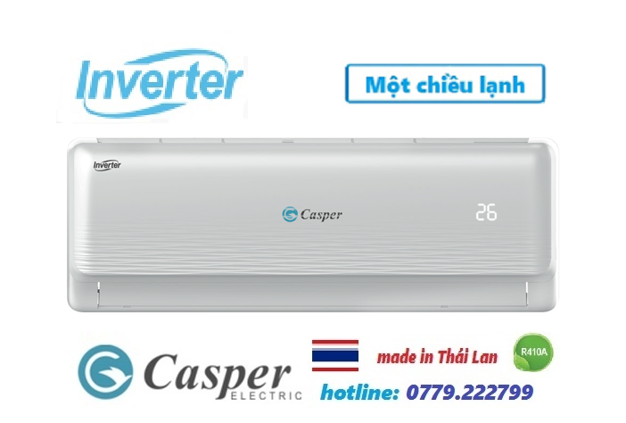 Điều hòa Casper inverter 12000BTU