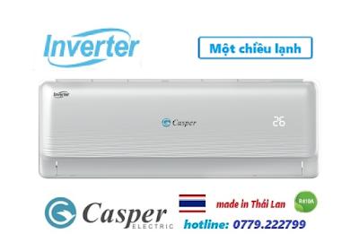 Điều hòa Casper inverter 24000BTU